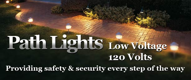 Buy outdoor path lights for landscape lighting