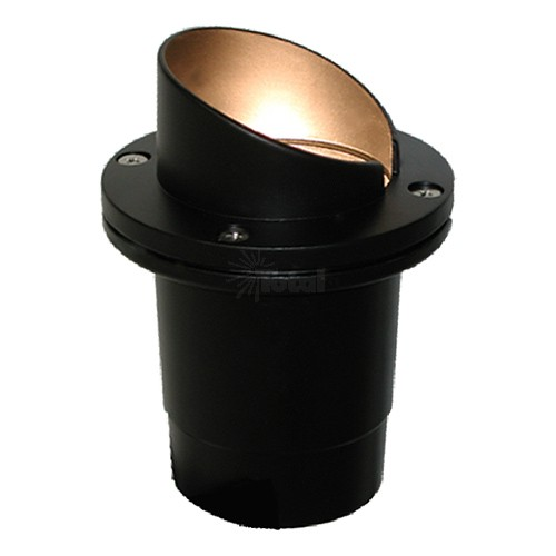 Landscape Lighting Fiberglass Well Light With Shade