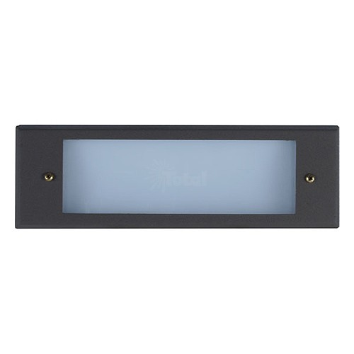 Step Lights Outdoor Low Voltage: Outdoor Low Voltage Bronze Rectangle Surface Brick Step
