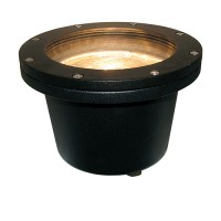 Outdoor landscape lighting PAR36 cast aluminum low voltage well light