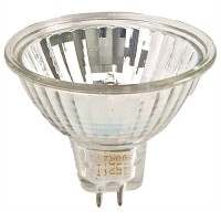 EYC MR16 75Watt 12V Flood with Cover Glass SALE