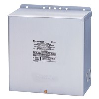 Outdoor Intermatic PX600S 600 watt ground shield stainless steel 12volt AC safety transformer