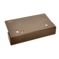 Focus SL-42-SM-LEDS-BRT USA made LED stamped aluminum bronze small rail light low voltage