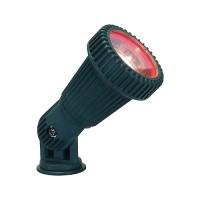 Landscape lighting composite spot low voltage