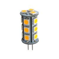 Outdoor Green Watt G-G4-18P-5050-WW LED 1.8watt JC Style 2700K light bulb