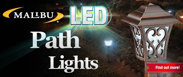 Buy LED Malibu path lights