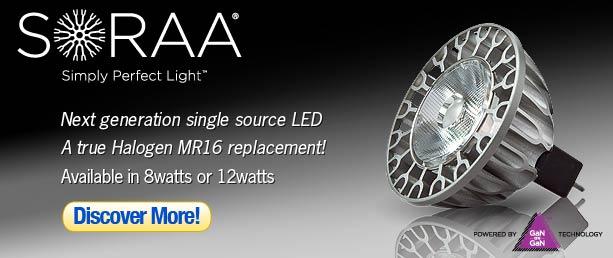 Buy Soraa LED MR16 Light Bulb